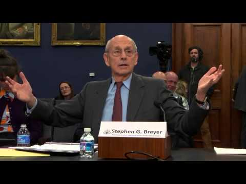 Hearing: The Supreme Court of the United States FY 2016 Budget (EventID=103190)