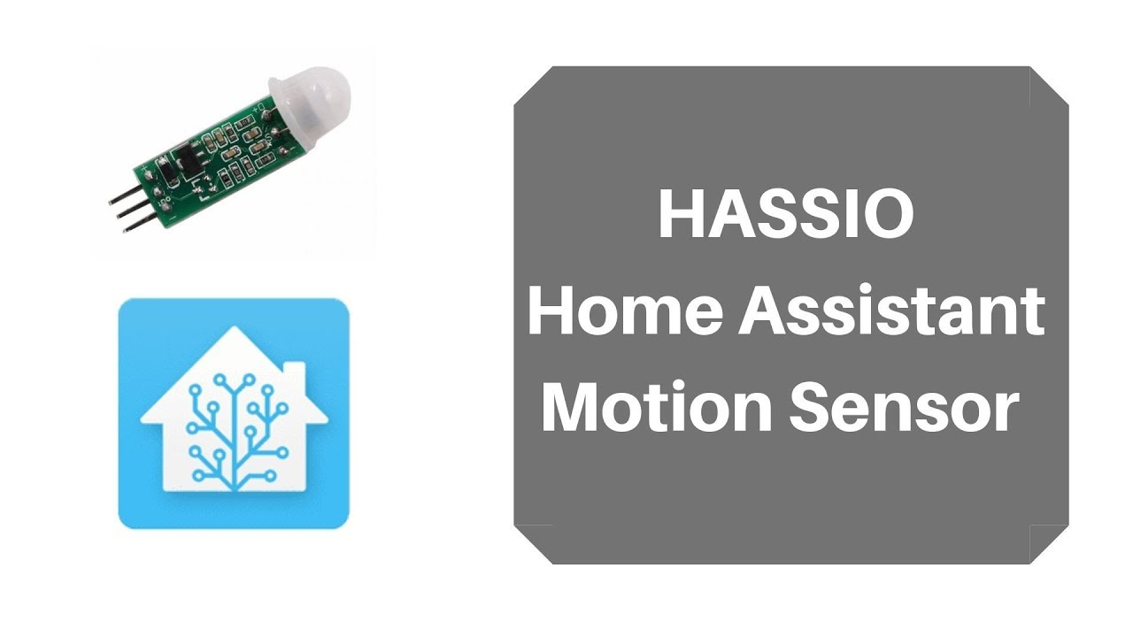 Home Assistant Motion Sensor