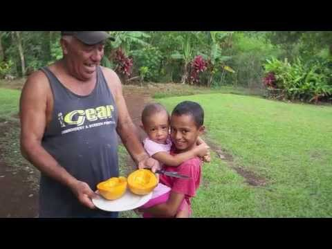The Internet of Experiences: Fresh fruit from Fiji