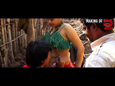 Dhanraj's Dhanalakshmi Talupu Tadithey Movie Making