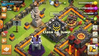 Clash of Jump level 9 | CLAN LEVEL 9 | Plus Three STARS TH10 ATTACK | Clash of Clans