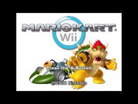Mario Kart Wii Longplay