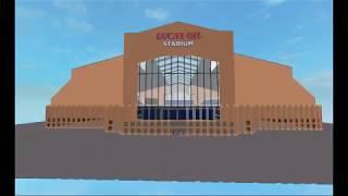 ROBLOX Lucas Oil Field Stadium Tour