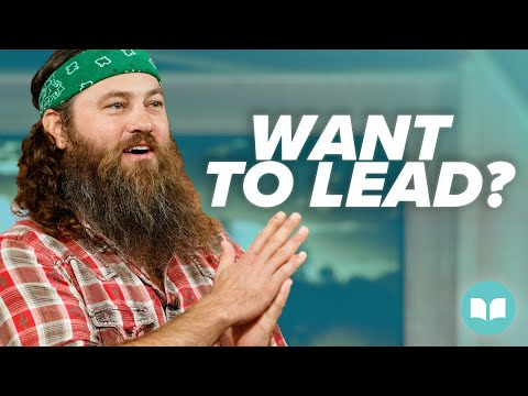 Want to Lead? Follow! - Willie Robertson - Keynote Speaker at ...