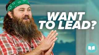 Want to Lead? Follow! - Willie Robertson - Keynote Speaker at Leadership Conference 2016