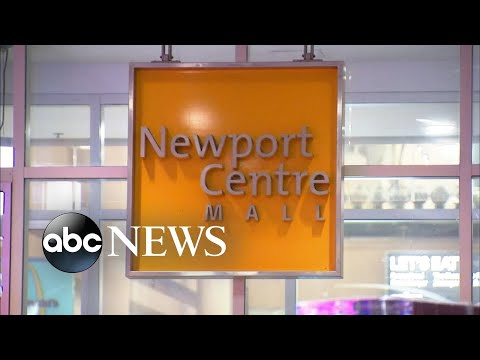 Shooting chaos at a New Jersey mall
