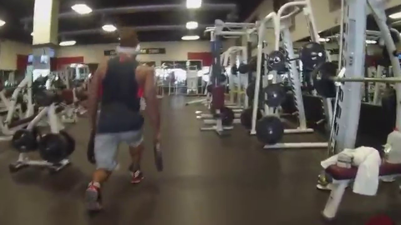 Cutler Nutriton Powered Leg Day In Las Vegas Lvac W Sahara By Kyle Cowger Youtube