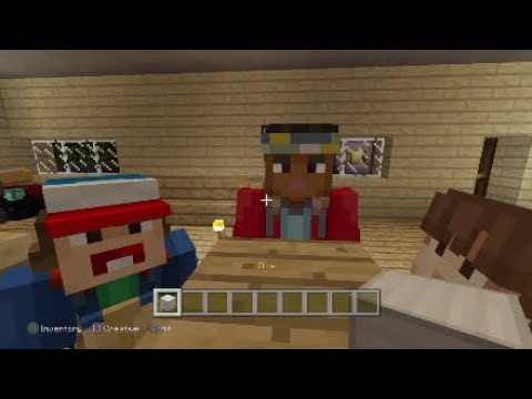 Minecraft Stranger Things Episode #1 Barb Is Still Alive