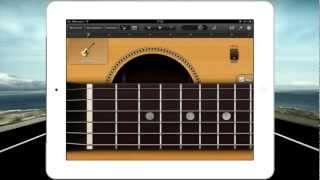 Бумер-Мобильник видео урок в GarageBand на iPad 2 #4