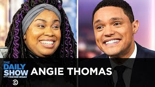 "Angie Thomas - Telling Uncomfortable Stories & ""On the Come Up"" 