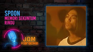 Download lagu Spoon - Memori Sekuntum Rindu (Official Karaoke Video)