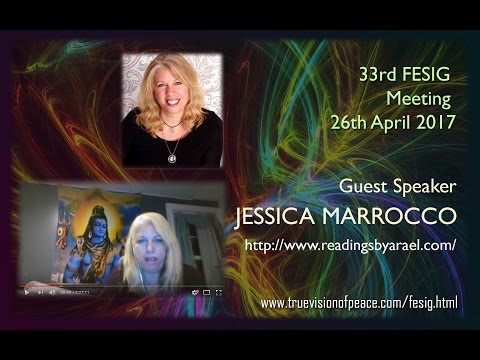 FESIG 33rd Meeting with Jessica Marrocco