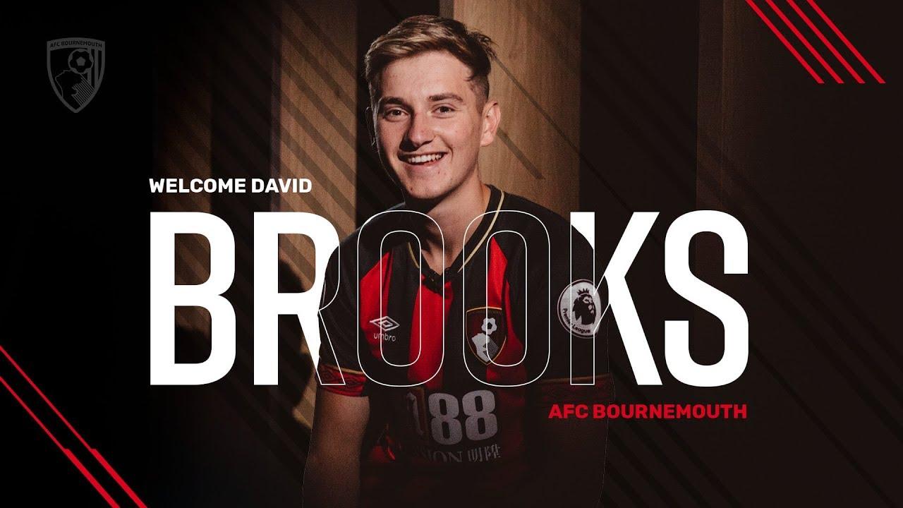Introducing, David Brooks! ????⚫