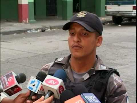 Batalla campal se registró en el correccional de menores de Guayaquil