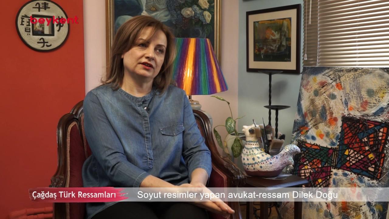 çağdaş Türk Ressamları 7bölüm Dilek Doğu