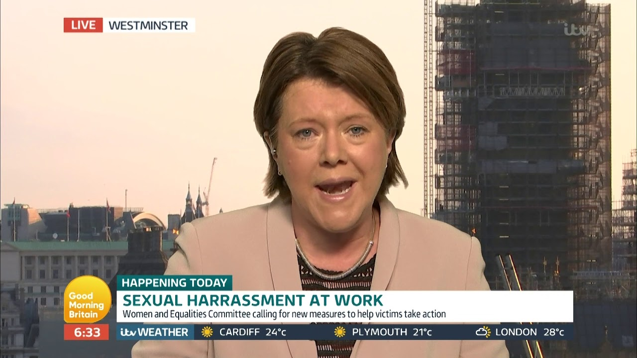 Sexual Harassment At Work - Part 1 | Good Morning Britain