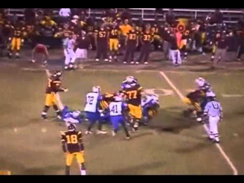 Dehendret Collins #23 - Cornerback - Co-lin Wolfpack - 2010 Highlights