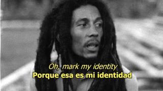 We and dem - Bob Marley (ESPAÑOL / ENGLISH) [Audio mejorado]