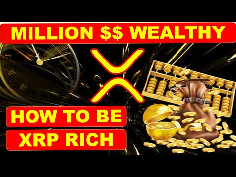 HOW TO BE XRP MILLIONAIRE; DOUBLING YOUR XRP PORTFOLIO; RIPPLE XRP NEWS ; XRP Update