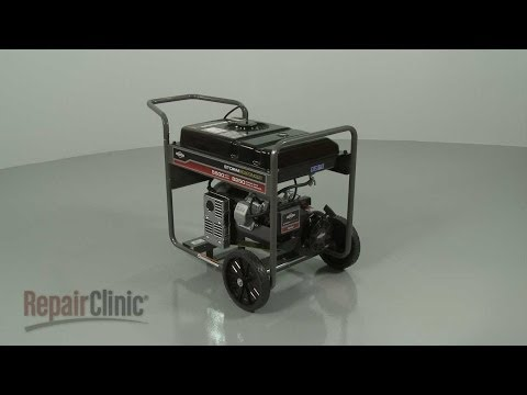 Briggs & Stratton Generator Disassembly, Generator Repair Help