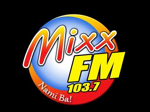 Mixx FM 103.7 in Brgy. Handumanan