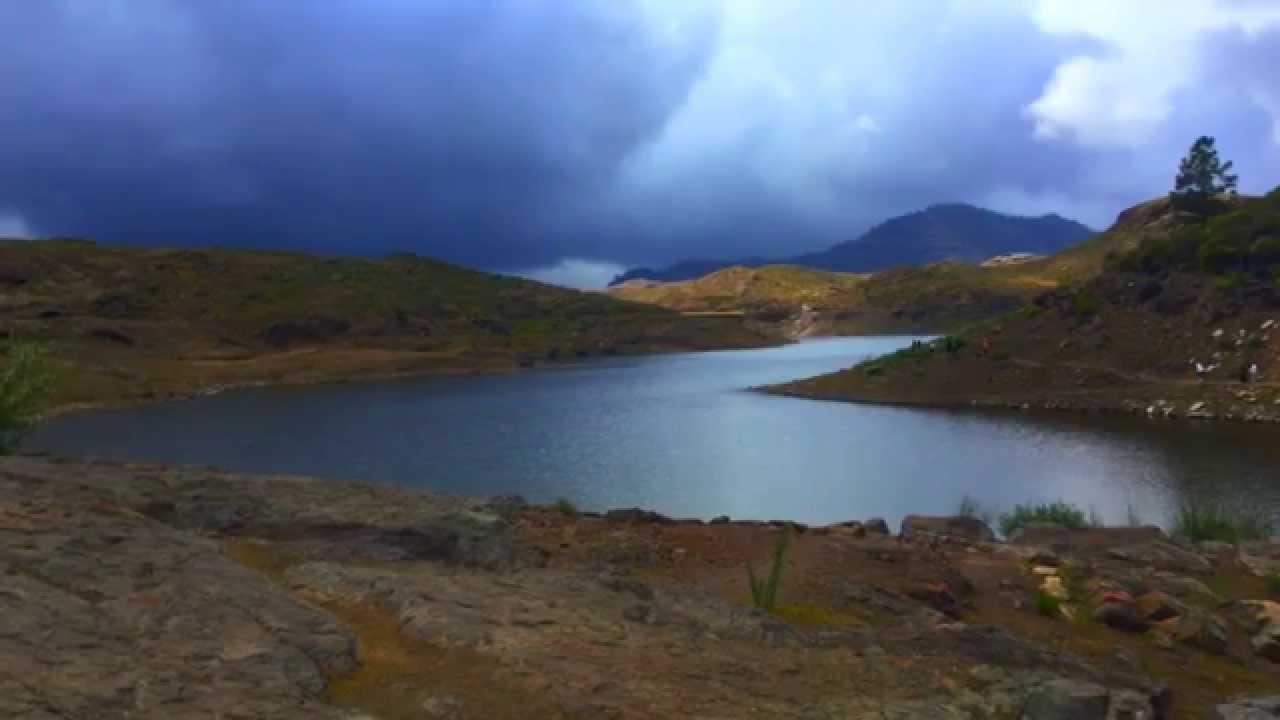 Ruta de las presas de gran canaria presa de las ni as y - Living in gran canaria ...