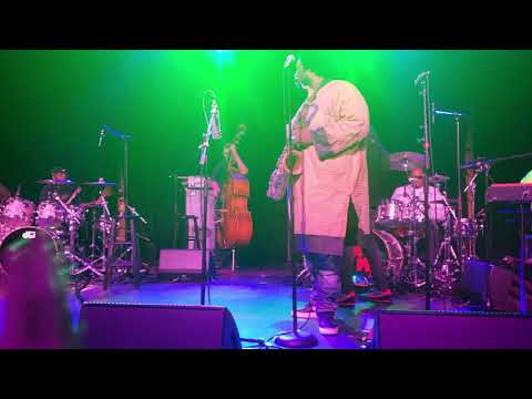 Street Fighter Mas - Kamasi Washington LIVE @ The Showbox, Seattle, WA 10/17/18