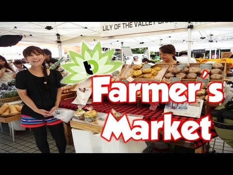 Japanese Farmer's Market Tour