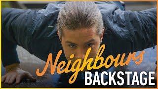 Neighbours Backstage - Tyler