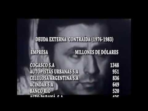 Buscamos vida, los crímenes en Campo de Mayo.  (fragmentos del documental)