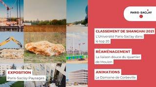 Paris-Saclay TV- Septembre 2021
