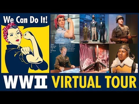 We Can Do It! WWII - FULL Virtual Exhibit Tour - Heinz History Center