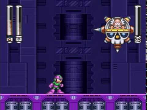 Megaman 7 - Final Boss