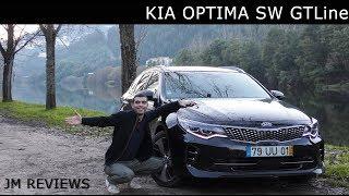 Kia Optima Sw Gtline 2018 - Uma Oferta Irrecusável!!!! - Jm Reviews 2019