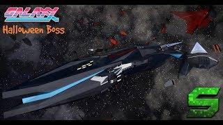 Roblox:Galaxy:MOST DRAMATIC HALLOWEEN BOSS BATTLE EVER!!