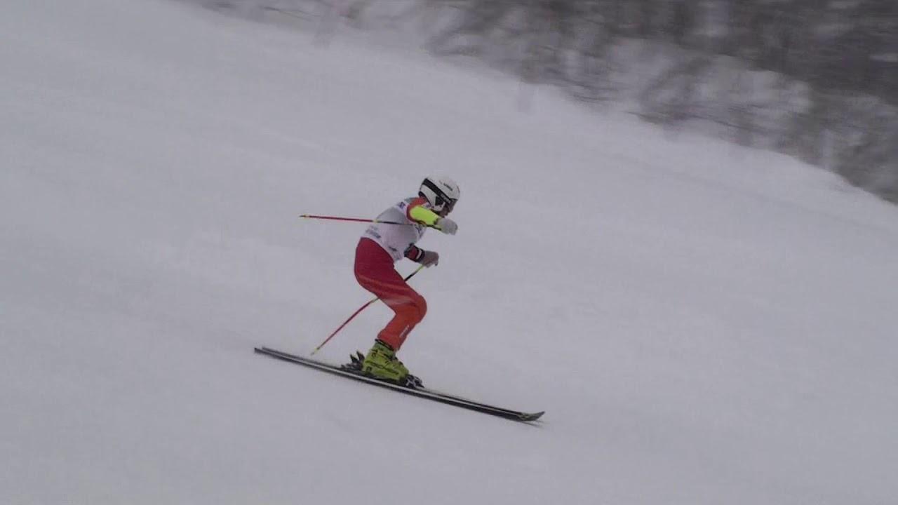 冬季 国体 2020 スキー