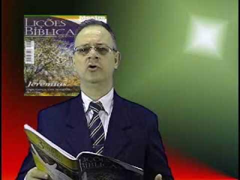 Profeta Jeremias, 4pte Licao 1, 2Trim2010, EvHenrique