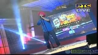 Diljit Dosanjh Performence VOICE OF PUNJAB 4