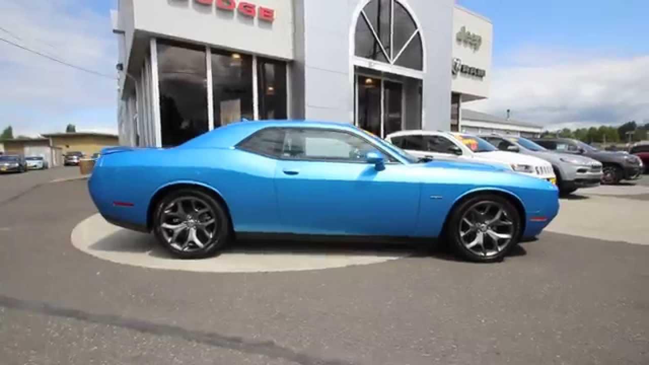 2015 Dodge Challenger Sxt Plus B5 Blue Pearl Coat