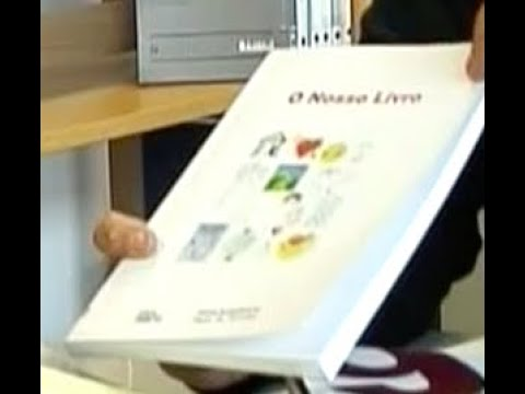 """Projeto """"O Nosso Livro"""""""