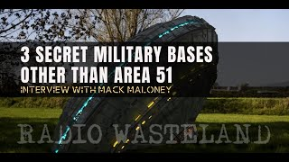 UFO Activity: 3 Secret Military Bases Other Than Area 51