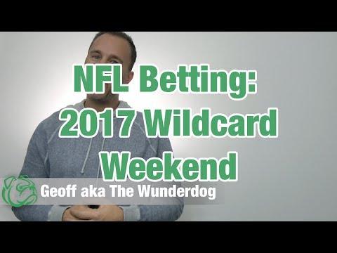 2017 NFL Wildcard Weekend Picks