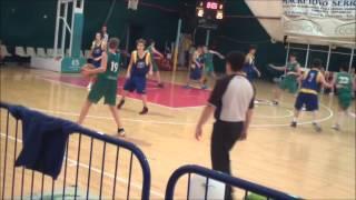 U14M Liguria 2012-2013 Finale Athletic-Alassio 42-27 integrale