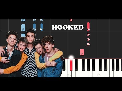 Why Don't We - Hooked (Piano Tutorial)