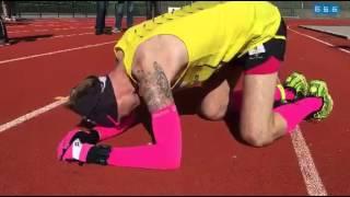 Bjørn Tore Kronen Taranger vinner Bergen Ultra 63,3 km