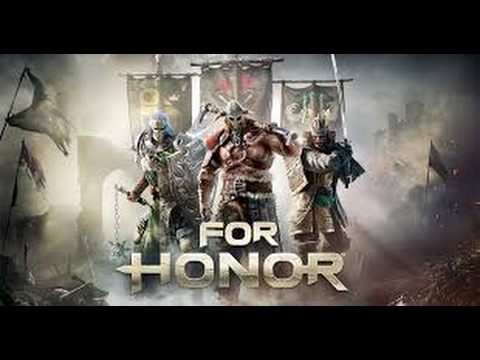 For Honor Beta!!!!!
