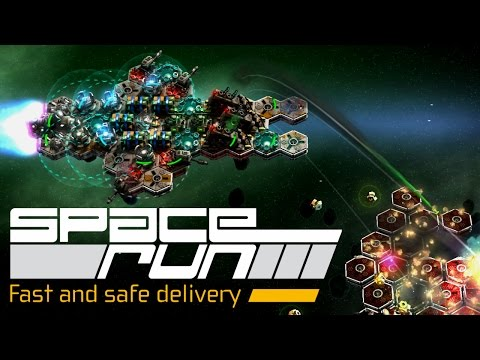 Space Run - Fast and Safe Delivery
