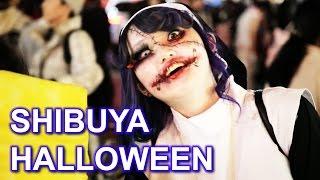 Halloween 2015 in Shibuya 渋谷ハロウィン - Tokyo in HD