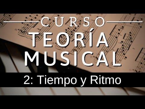 Teoria Musical 2: Tiempo y Ritmo (Que es un compas y como usar los tiempos)