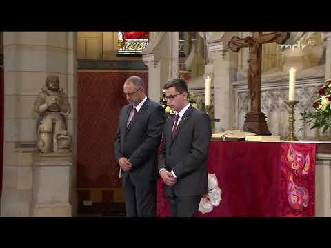 EG 362 Ein feste Burg ist unser Gott - Reformationsgottesdienst Wittenberg
